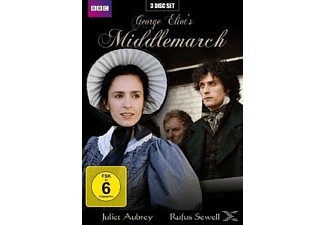 George Eliot's Middlemarch DVD-Box - (DVD)