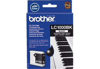 BROTHER LC1000BK - Svart