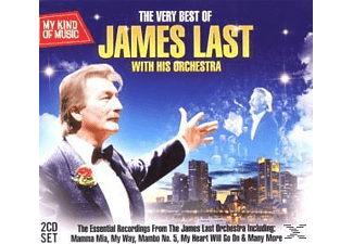 James Last - Very Best Of-My Kind Of Music [CD]