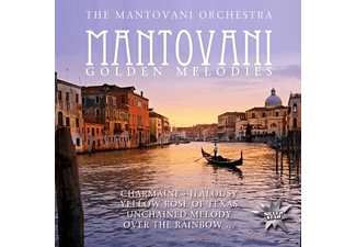 The Mantovani Orchestra - Mantovani-Golden Melodies - (CD)