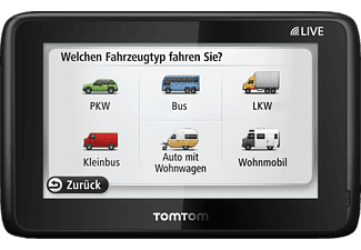 tomtom pro5150 truck live spezielle funktionen und. Black Bedroom Furniture Sets. Home Design Ideas