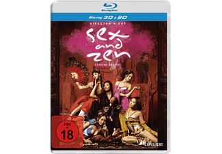 Sex and Zen - Extreme Ecstasy - (3D Blu-ray)
