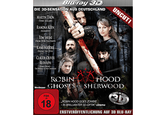 Robin Hood: Ghosts Of Sherwood 3D [3D Blu-ray]