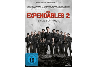 The Expendables 2 - Back For War - ( DVD)
