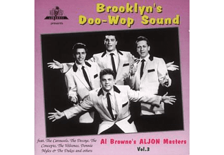VARIOUS - Vol.3, Brooklyn S Doo Wop Soun - (CD)