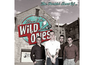 Marc & The Wild Ones - The Rockin' Beat Of... [CD]