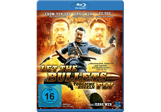 Let The Bullets Fly - Tödliche Kugeln [Blu-ray]