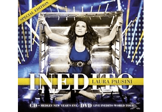 Laura Pausini - Inedito [CD + DVD Video]