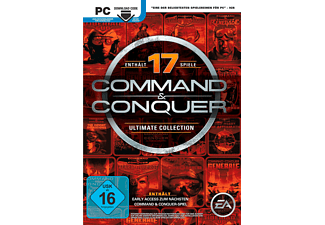 Conquer Ultimate Collection (Code in a Box) - PC - USK: Ab 16 Jahren