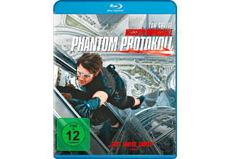 Mission: Impossible - Phantom Protokoll [Blu-ray]