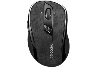 RAPOO 7100P 5G WIRELESS 6 KEY MOUSE BLACK