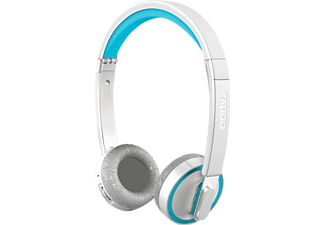 RAPOO H6080, On-ear Headset, Bluetooth, Blau