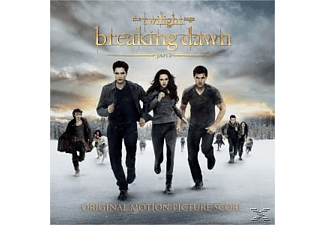 Carter Burwell - The Twilight Saga: Breaking Dawn (Ost) [CD]