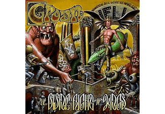 Groan - The Divine Right Of Kings [CD]