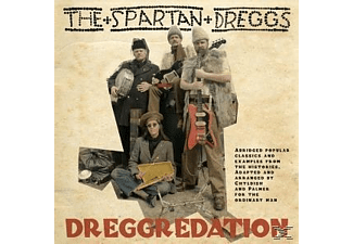 Wild Billy & The Spartan Dreggs Childish - Dreggredation - (Vinyl)