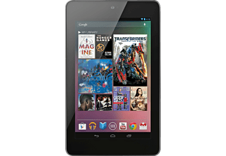 ASUS Google Nexus 7 32GB Tablet dunkelbraun (2012 EDITION) mit 7 Zoll, Android 4.1, Braun