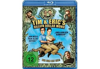TIM & ERICS BILLION DOLLAR MOVIE [Blu-ray]