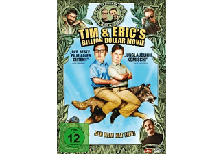 TIM & ERICS BILLION DOLLAR MOVIE [DVD]