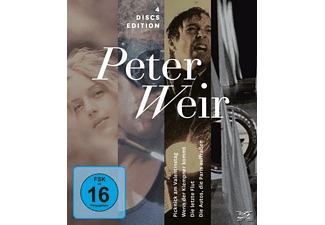 Peter Weir Collection [Blu-ray]