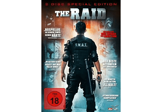 The Raid - Special Edition Action DVD
