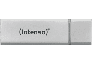 INTENSO 3521472 Alu Line, USB-Stick, USB 2.0, USB 2.0, 16 GB