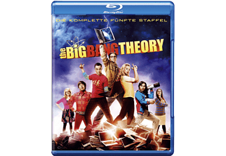 The Big Bang Theory - Staffel 5 Komödie Blu-ray