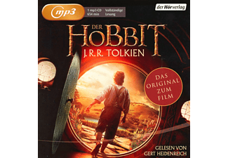 Der Hobbit - (MP3-CD)