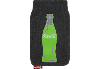 coca cola handy socke grau gr n mediamarkt. Black Bedroom Furniture Sets. Home Design Ideas