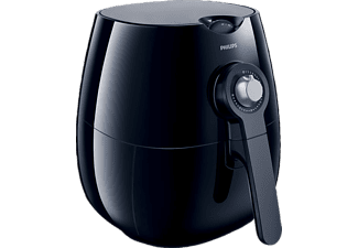 PHILIPS Viva Collection AirFryer - Svart Fritös