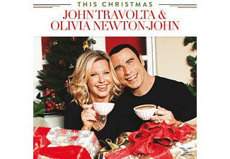 John Travolta, Olivia Newton-John - Christmas Album [CD]