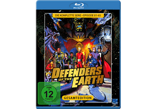 DEFENDERS OF THE EARTH - (Blu-ray)