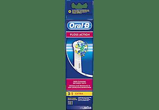 Oral B Opzetb Eb25 3+1 Flos Ac 4stuks