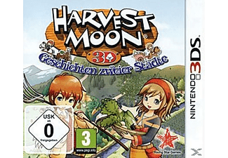 Harvest Moon 3D: The Tale of Two Towns [Nintendo 3DS]
