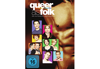 Queer as Folk - Staffel 4 (Limited Edition) - (DVD)