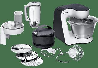 Bosch MUM52120 Styline Keukenmachine Wit-Antraciet