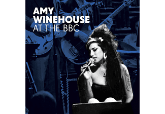 Amy Winehouse - AMY WINEHOUSE AT THE BBC [CD + DVD Video]