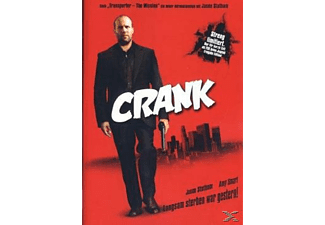 Crank Limited Edition Action DVD