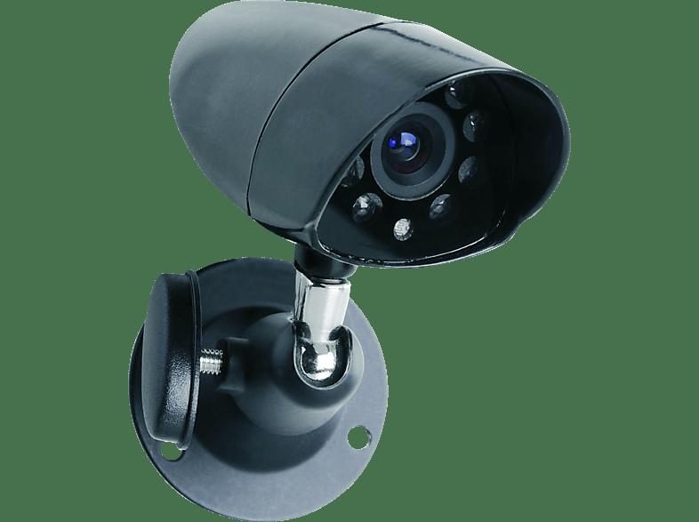 ELRO C801, Farb Überwachungskamera, Schwarz