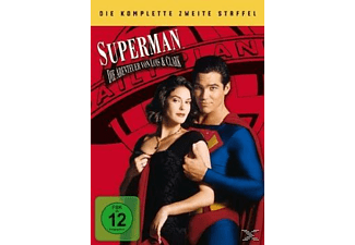Superman - Staffel 2 [DVD]