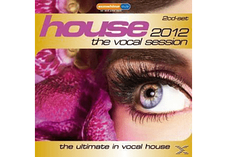 VARIOUS - House: The Vocal Session 2012 - (CD)