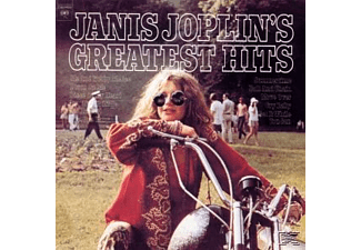 Janis Joplin - Janis Joplin's Greatest Hits [CD]