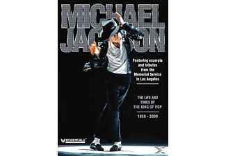 The Life & Times Of The King Of Pop - (DVD)