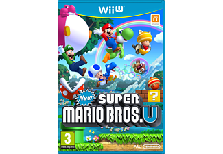 New Super Mario Bros. U Wii U