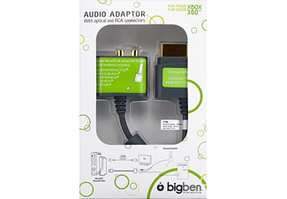BIGBEN Audio Headset Adapter , Headset Adapter, Grau