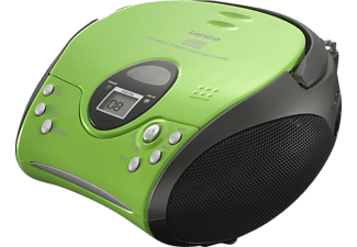 Lenco SCD-24 Groen-Zwart