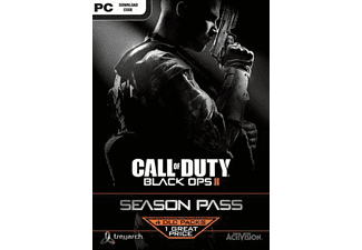 PC Call of Duty 9: Black Ops II Season Pass DLC