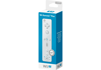 Nintendo Wii U Remote Plus, Wit