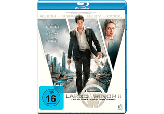 Largo Winch 2 - Die Burma Verschwörung (Single Edition) [Blu-ray]