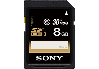 SONY SF8U , 8 GB