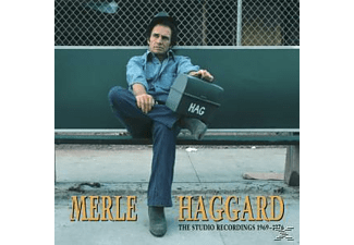 Merle Haggard - The Studio Recordings 1968-76 - (CD + Buch)